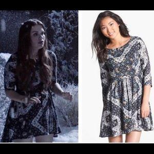 ASO Teen Wolf Lydia Martin Lush Scarf Dress